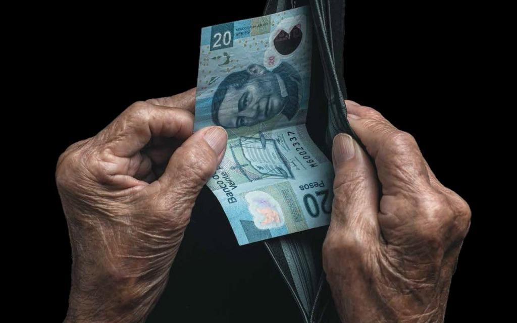 El incremento de las pensiones es uno de los puntos más fuertes de la propuesta de ley. Foto: Forbes