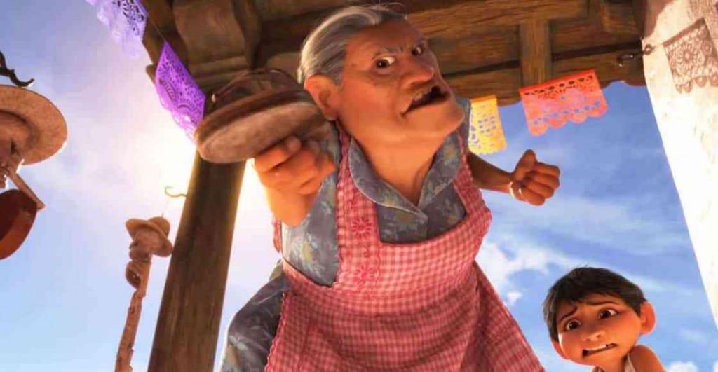 La Ley anto-chancla pondrá freno al maltrato infantil. Foto Disney Pixar.